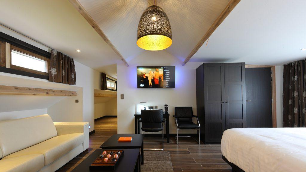 VIP Kamer 205 en 201 (Valleikant, meer dan 40 m²)