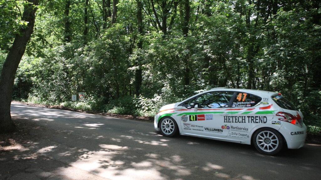 Jaarlijks evenement: Monteberg Rally