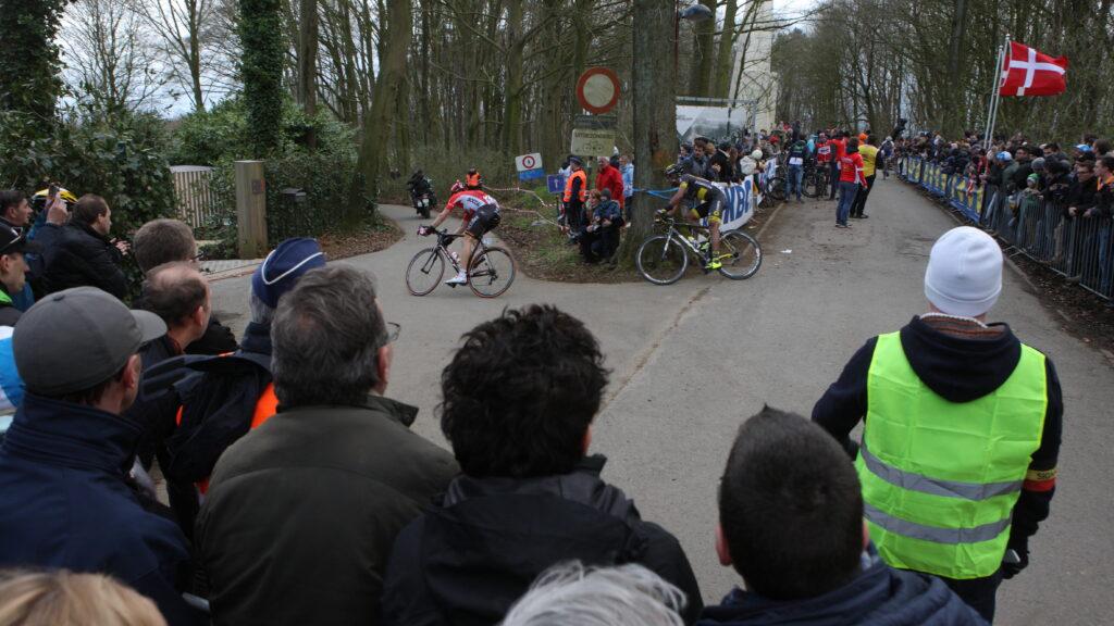 Jaarlijks evenement: wielerklassiekr Gent-Wevelgem
