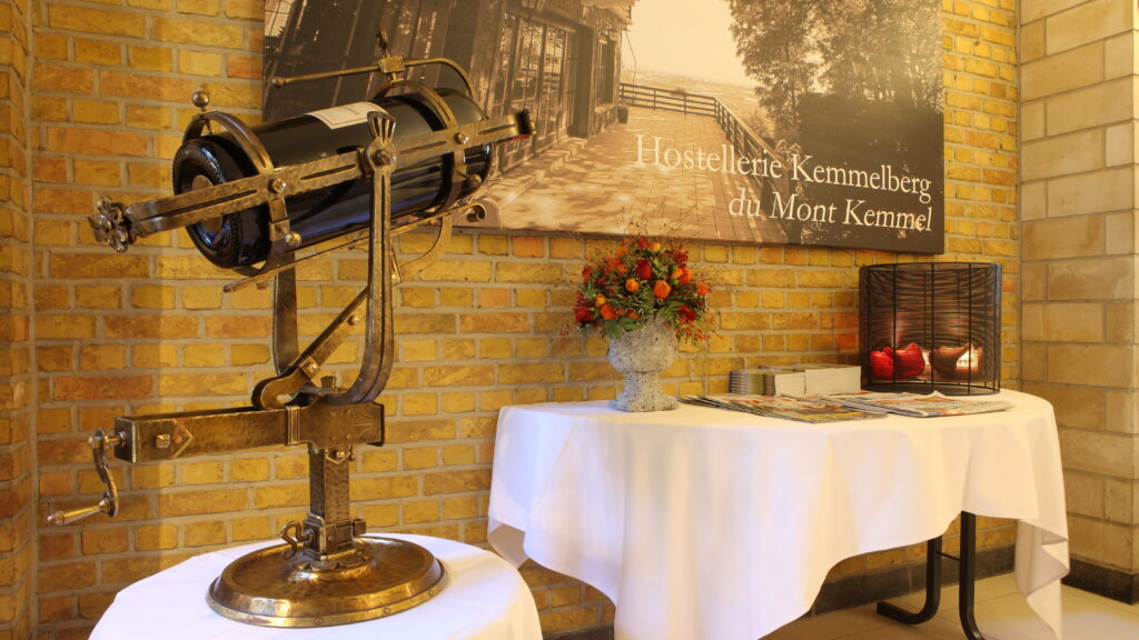 Hostellerie Kemmelberg **** - Welkom!