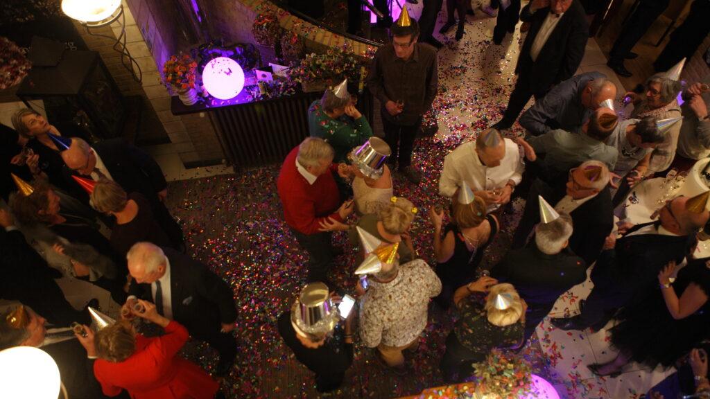 Jaarlijks evenement: Oudejaarsavond