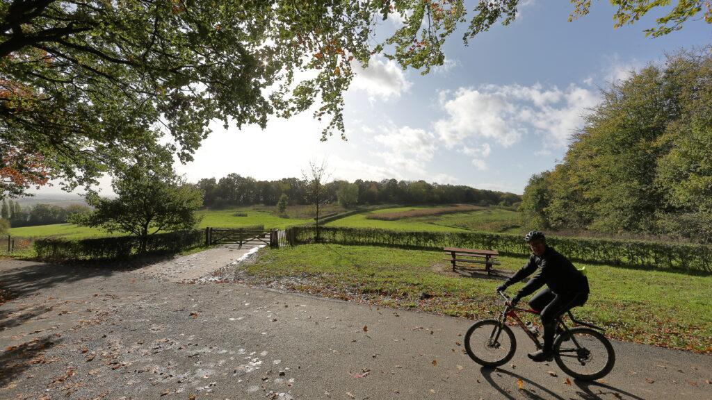 De kemmelberg en het Heuvelland zijn een waar paradijs voor mensen die van mountain bikes of gewoon fietsen houden. Fietsen kunnen worden gereserveerd via de receptie van Hostellerie Kemmelberg.