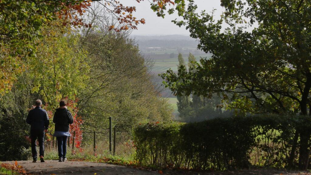 Rond de Kemmelberg kan er naar hartenlust worden gewandeld. Er zijn ook diverse attracties te bezoeken op wandelafstand van Hostellerie Kemmelberg ****.