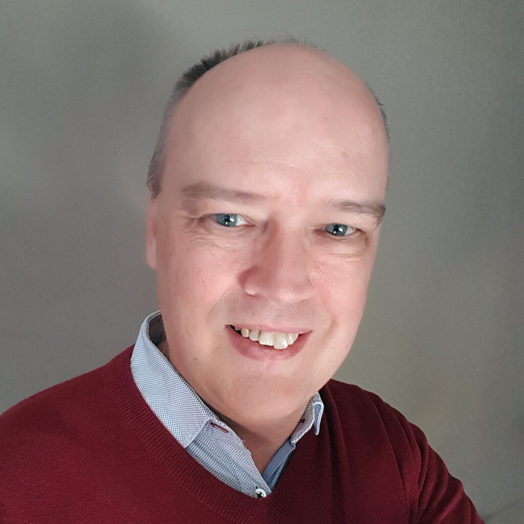 Philippe Vercoutter, gastheer van Hostellerie Kemmelberg ****
