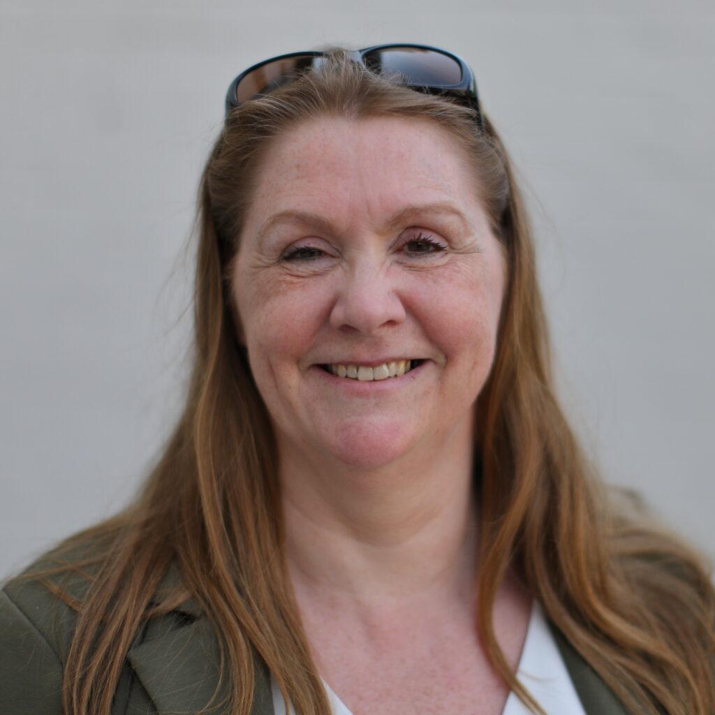 Kristine De Loose, gastvrouw van Hostellerie Kemmelberg ****