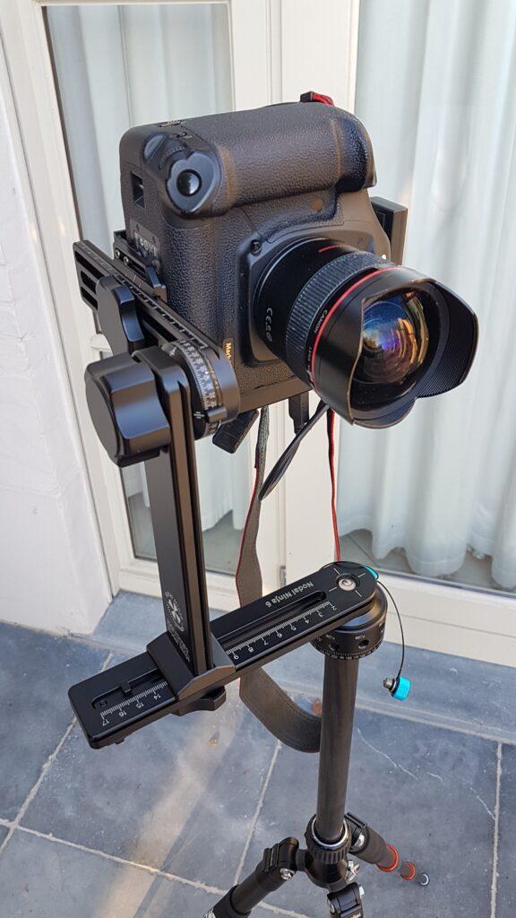 Nodal Ninja 6 met CANON EOS-1Ds Mark III