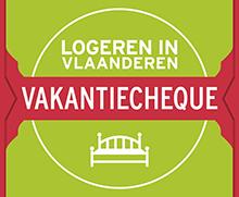 Logeren in Vlaanderen - Vakantiecheque